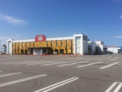 オープン9/20・パーラーゴリラ港店は秋にベガスベガス函館港店へリニューアル